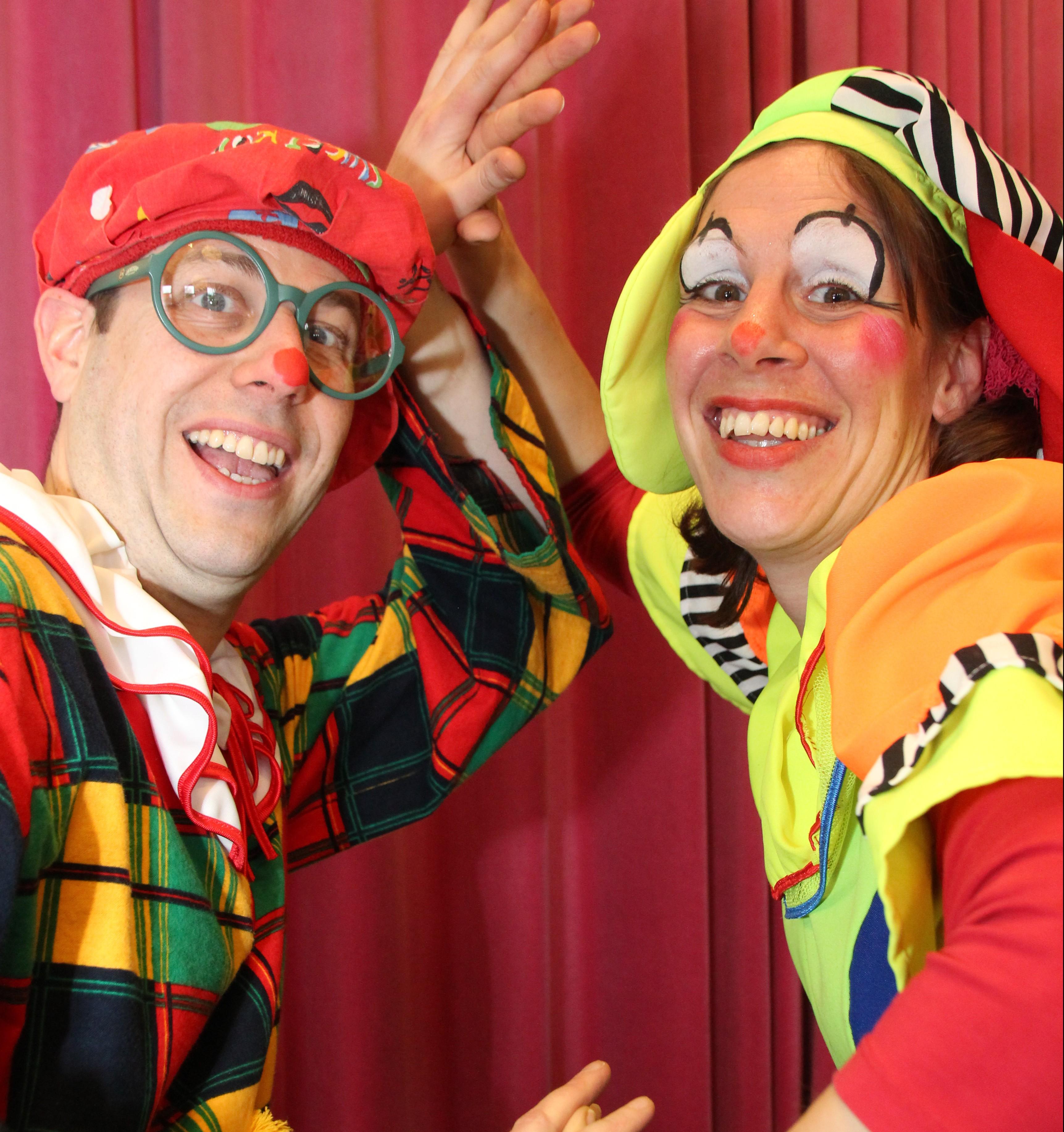 Zino en Baliekes Foliekes show