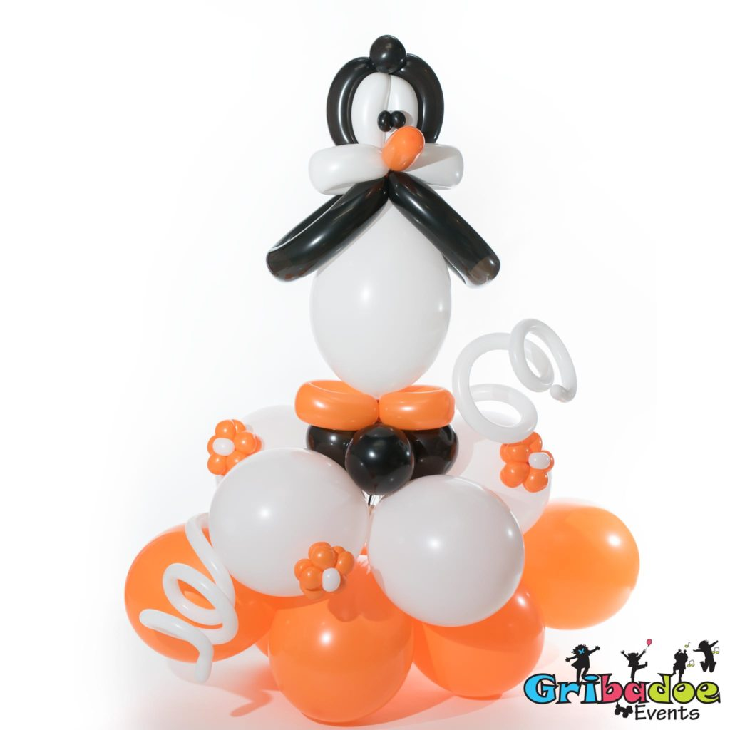 Balloncadeau pinguin